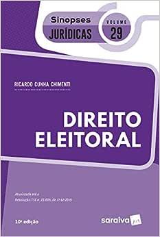 Sinopses Jurídicas - Volume 29 - Direito eleitoral