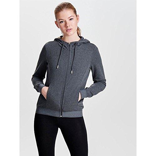 ONLY PLAY - Veste de sport - Femme Gris gris Small