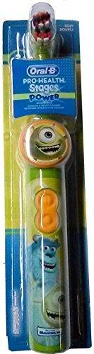 Oral-B Pro-Health Stages Power Kids Toothbrush – Disney Pixar Monsters Inc