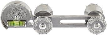 Jackson Safety 14786 Curv-O-Mark #20 Aluminum Dual-Angle Flange Level