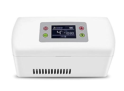 CGOLDENWALL - Caja de insulina refrigerada de 175 x 25 x 60 mm, 12 ...
