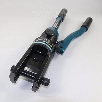 mabelstar ZUPPER hidráulico crimpadora hidráulico herramienta de compresión yqk-300 Range10 – 300 mm² para
