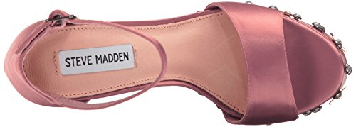 Platform Dusty Rose Sandal Madden Women Steve Glory Dress zTAwx