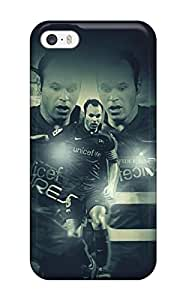 Iphone 5/5s Case, Premium Protective Case With Awesome Look - Andreas Iniesta