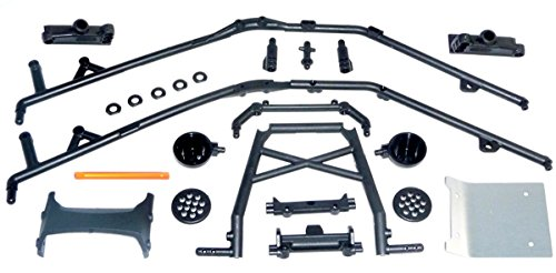 HPI Baja 5b SS *ROLL BAR SET* Lights/ Roof Plate/ Body (Hpi Bar Roll)