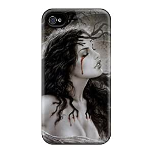New Style Case Cover XexSuxZ6890nwJRJ The Evil Tree Compatible With Iphone 4/4s Protection Case