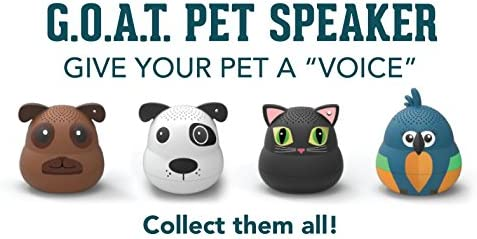 G.O.A.T. Pet Products Bluetooth Pet