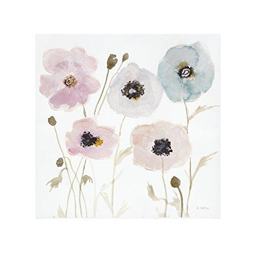 Garden Hand Embellished Canvas 2 Piece Set Multi See Below ()