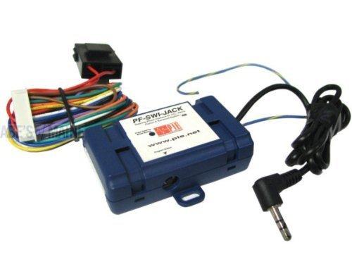 PIE PFSWIJACK Steering Wheel Control, Jvc, Kw, Alp, CLAR GPS Cables