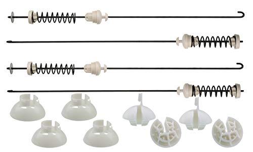 washer suspension rods - 4