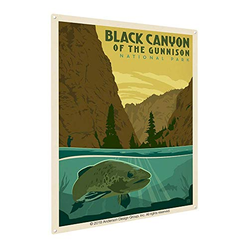 Anderson Design Group Black Canyon National Park 4.5