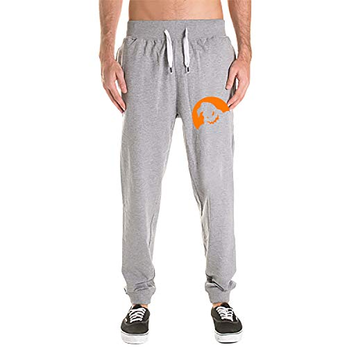 FANMIL Mens Sweatpants - Casual Gym Workout Halloween Track Pants Comfortable Slim Fit Sweatpants Pockets -