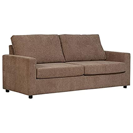 Amazon.com: Hawthorne Collections Cindy Memory Foam Sofa Bed ...