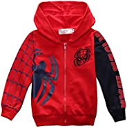 Nine Minow Boys Sweatshirt Children Pullover Hoodies Coat
