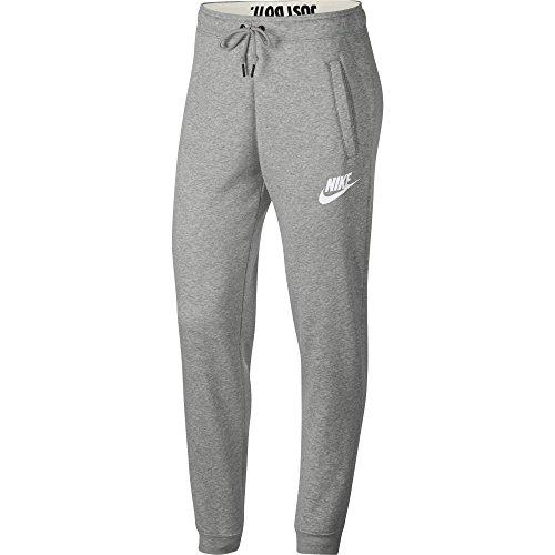 Nike Pantalon gris Pâle Gris Femme blanc Rally Chiné 88fq6