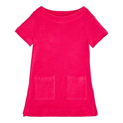 Dress Girls Vilebrequin Solid Cloth Terry Rosa Shocking aPww0fq