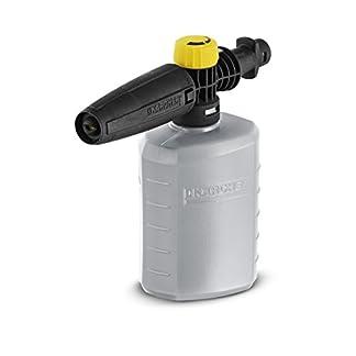 Kärcher FJ 6 Schaumdüse (Behältervolumen: 0,6 l, manuell regulierbarer Reinigungsmittelverbrauch, transparenter Behälter, kompatibel für alle Hochdruckreiniger K2 - K7) 7