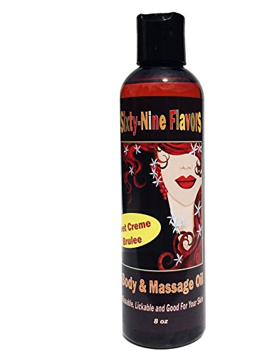Sixty-Nine-Flavors-Professional-Grade-Flavored-Body-and-Massage-Oil
