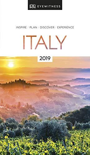 DK Eyewitness Travel Guide Italy: 2019 (EYEWITNESS TRAVEL GUIDES)