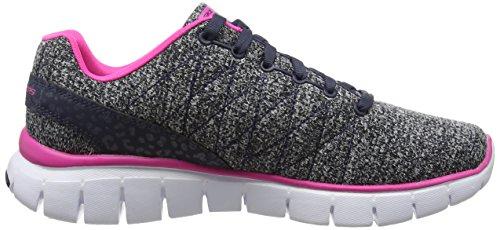 Outdoor Blue Flex Nvhp Women's Always Dreamy Shoes Skechers Multisport aqXTn