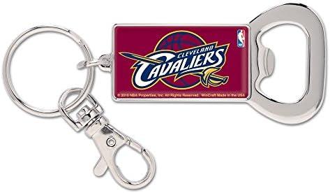 NBA Cleveland Cavaliers Gewölbtes Schlüsselanhänger