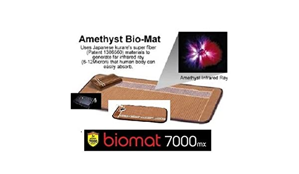 Amazon com: Richway Biomat Pro Set (with Health Provider