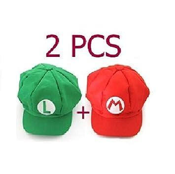 Mario Brothers Super Mario 2 Gorras de béisbol elásticas Vestido ...