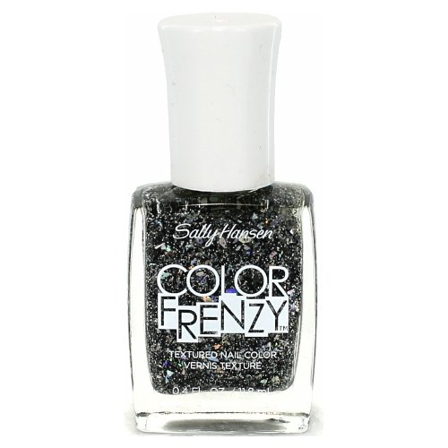 しない魔女きょうだい(6 Pack) SALLY HANSEN Color Frenzy Textured Nail Color - Spark & Pepper (並行輸入品)
