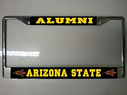 Arizona Frame (ASU Arizona State Alumni License Plate Frame)