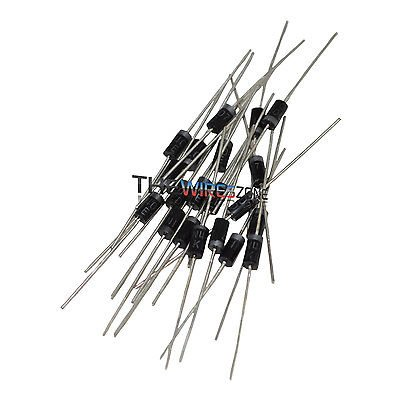 The Install Bay D1 1 Amp Diodes (100/pack) - 1 Amp Diode