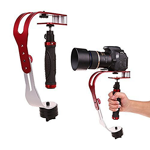 IMAGE® PRO Handheld Video Camera Stabilizer for GoPro Cannon Nikon or any DSLR DV SLR Digital Camera Camcorder (Slr Gimbal)