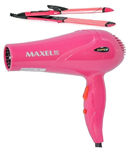 Shoptoshop Imported Hair Dryer Mex-04 s with 2In 1 Curler ... on
