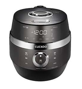 Amazon.com: CUCKOO CRP-JHR0620FD IH Pressure Rice Cooker