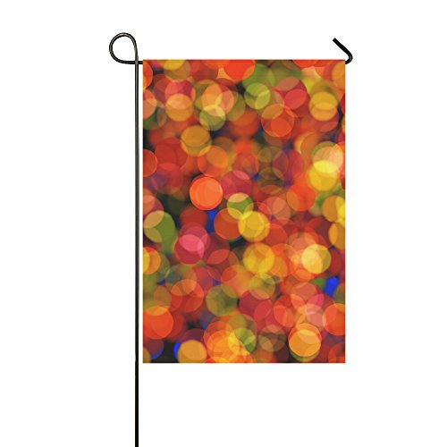 ENEVOTX Home Decorative Outdoor Double Sided Bokeh Out Of Fo