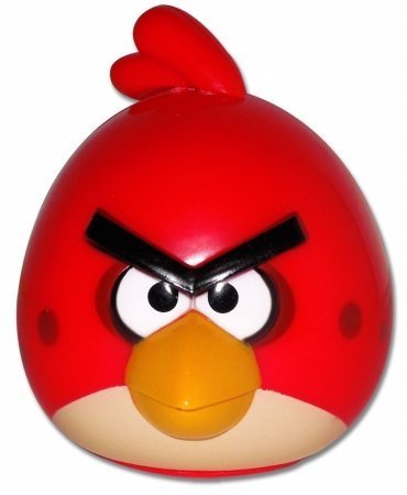 Imaginings 3 - Angry Birds 3-in-1 Red Bird Collectible Keeper ()