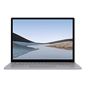MICROSOFT Surface Laptop 3 – 15″ – CORE I5 1035G7 – 8 GB RAM – 128 GB SSD