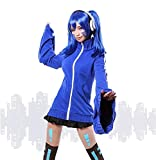 SSJ Kagerou Project Takane Enomoto [Coat+Skirt] Cosplay Costume Japan Anime (Asia-XL)