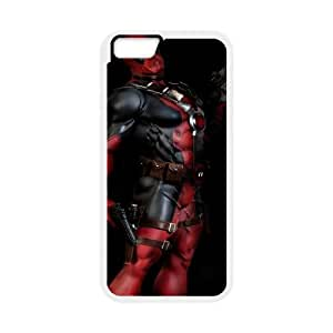 deadpool the video game iPhone 6 4.7 Inch Cell Phone Case White custom made pgy007-9991777