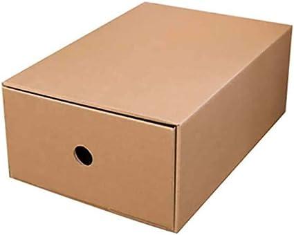 Micaloco - Caja de Almacenamiento para archivar Documentos, Ideal para Guardar Ropa, Libros, cosméticos, Caqui, 18,5 x 12,5 x 8,5 cm: Amazon.es: Hogar