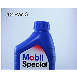 Mobil Special SAE 10W-40 Motor OIL 1 Quart (Case of 12)