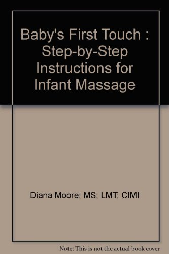 Baby's First Touch : Step-by-Step Instructions for Infant ()