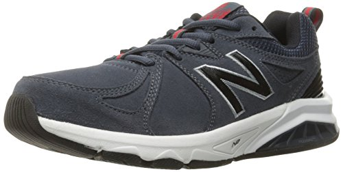 New Balance Men's mx857v2 Training Shoe, Charcoal, 11 B US