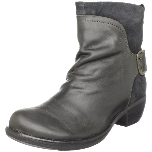 FLY London Womens Mel Bootie Antracite