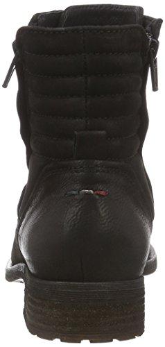 Daniel Hechter HJ56385G - botas de cuero mujer negro - negro