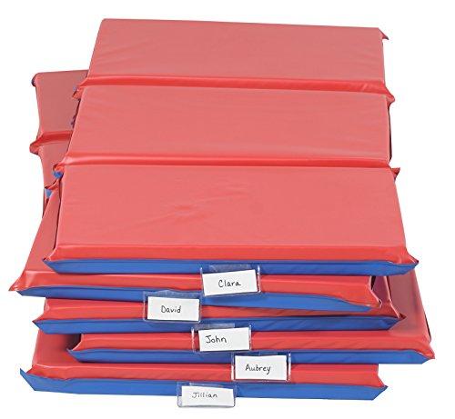 - Angeles AEL7131PK5 Germ-Free 2 Rest Mat - 5 Pack 3-Section Mats, 49
