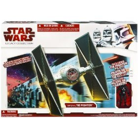 Star Wars The Clone Wars Imperial TIE Fighter