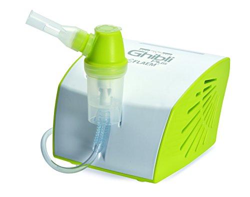 Inhalationsgerät Ghibli Plus für die ganze Familie - TOP Qualität mit 3 Jahren Herstellergarantie