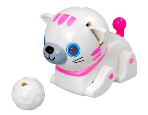 - ETOU Awell 2039B Xinxin Family Series IR Multi-frequency Remote Control Mini Pet Cat (C0167) (White)