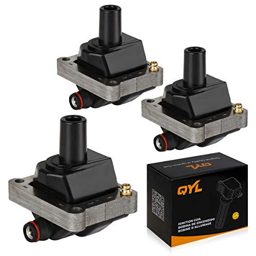 QYL 3Pcs Ignition Coil Pack for for Mercedes-Benz S320, used for sale  Delivered anywhere in USA