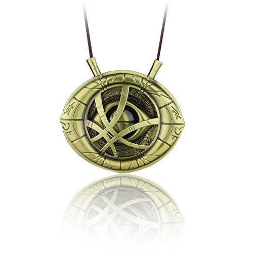 CG Costume Men's Necklace 3.4' for Doctor Strange Large Size Cosplay Costume